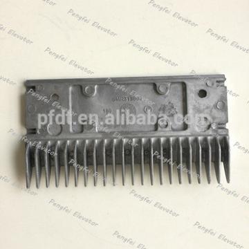 Schindler comb plate aluminum comb plate SMR313609