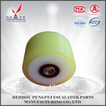 elevator parts for large size supporting wheel