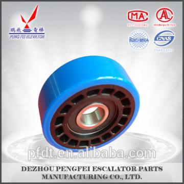Step Blue Chain Roller for Escalator parts