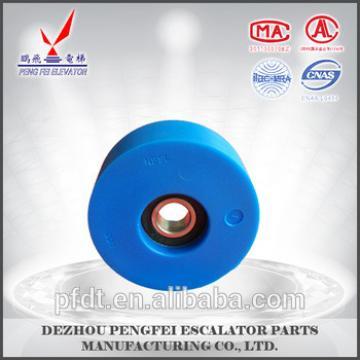 Blue Auto Escalator Step Roller 76*25 6202 elevator parts