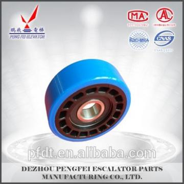 XIZI step main wheel for elevator parts with good quality