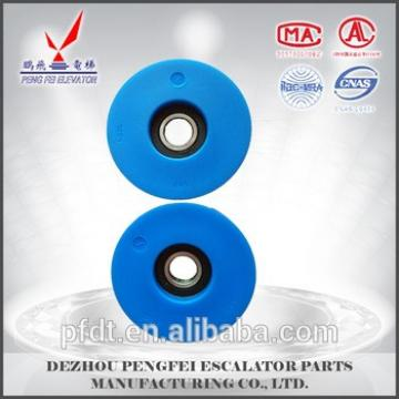 elevator parts for 76*25*6202 size for Mitsubishi step roller