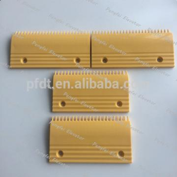 Comb plate for sale LDTJ-B type plastic comb plate for sale