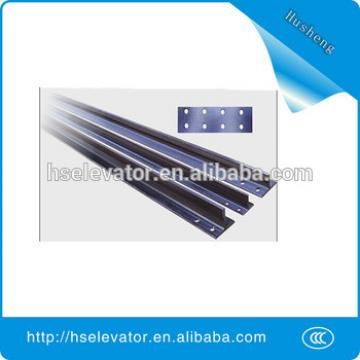 t type elevator guide rail, elevator guide rail shoes