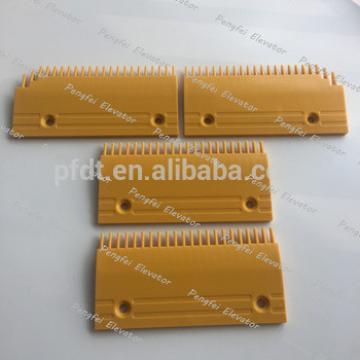 FUJI escalator parts 22 teeth comb plate for sale 0219CAE001 type