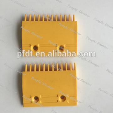 X129V1 escalator comb plate for elevator component with 101x81x50(M) 105x81x50(R-L)