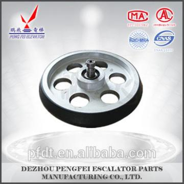 guide shoe round for elevator parts