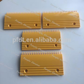 Canny Comb plate for sale plastic comb plate for Canny escalator
