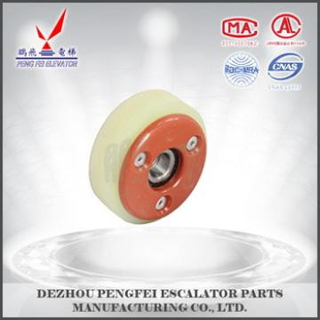 china supplier escalator chain roller for mitsubishi parts