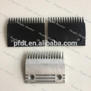 Escalator parts for aluminium alloy and plastic material for Dongyang brand