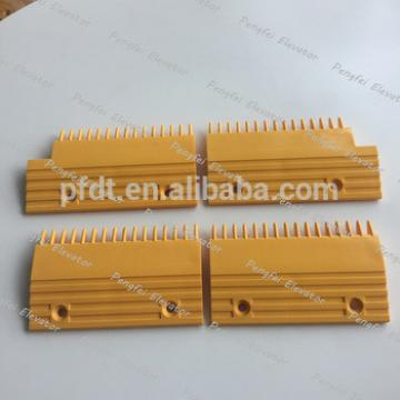 Hyundai escalator 655B013 type comb plate for sale