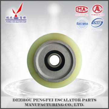 elevator step roller escalator roller wheel for Lg elevator parts