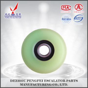 elevator step roller escalator chain roller wheel for elevator parts