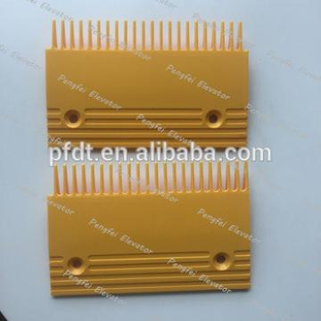 Toshiba elevator plastic comb plate for 22 teeth size