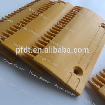 Factory direct sale escalator parts for comb plate with Fujitec escalator