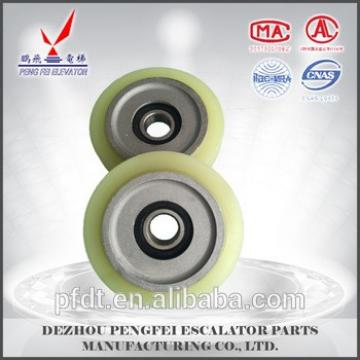 elevator parts accessory roller for escalator step