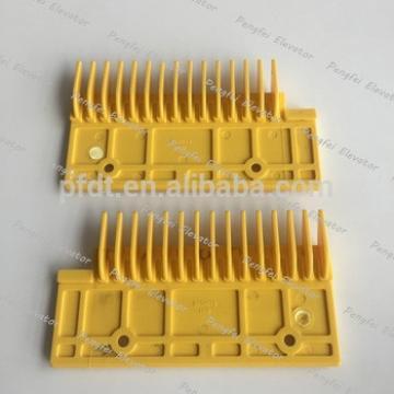 HE655B013 Hyundai escalator parts Hyundai comb plate for sale