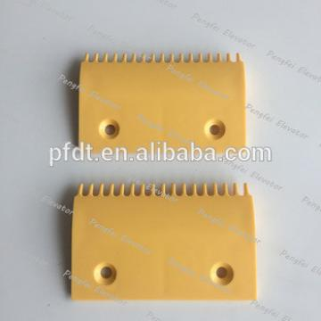 Hitachi escalator comb plate parts from china supplier