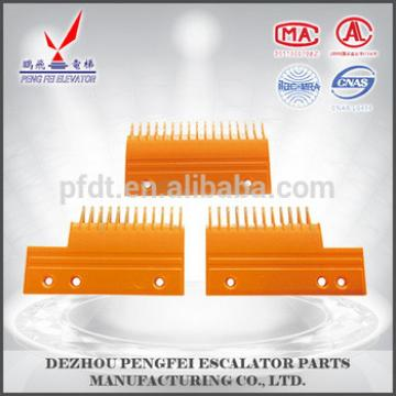 155*93*108type 18teeth hyundai comb plate for sale escalator spare parts