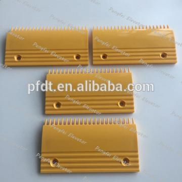 BEVG brand escalator comb plate parts from good quality