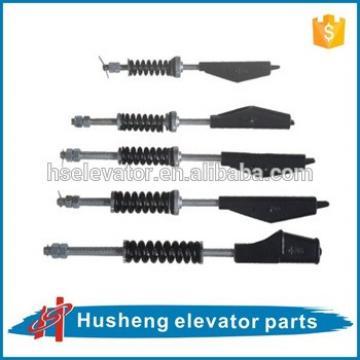 welded rope fastener for elevator, elevator wire rope fasteners