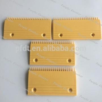 Guangzhou Hitachi escalator parts comb plate price list for sale