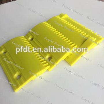Hitachi green escalator comb plate with high qualiy