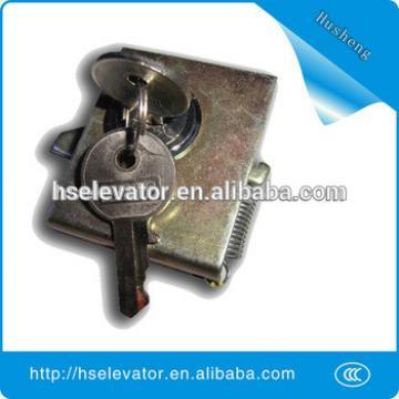 Mitsubishi elevator Triangle lock