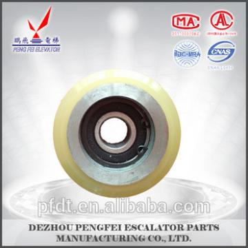 China spare parts Elevator Rope Roller Series