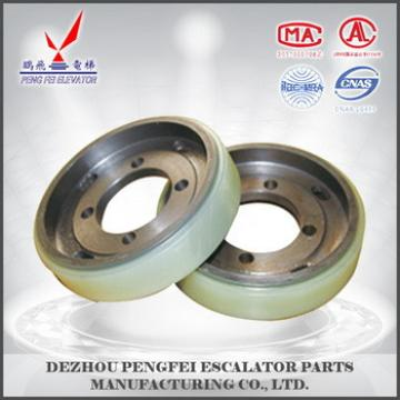 rollers wheels drive roller for hitachi elevator parts