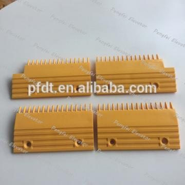 Hyundai 146x87x91(M) 158x87x91(L-R) size for escalator comb plate with high grade