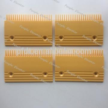 Escalator spare parts KONE comb plate for sale 22teeth 197*131*139type