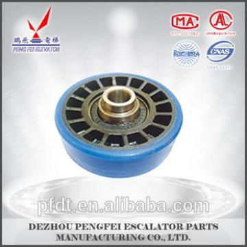 superior quality escalator spare parts for 76*22*13 chain roller