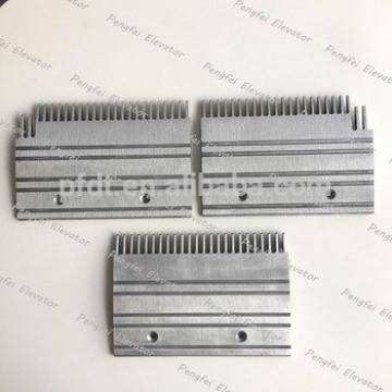 GAA453BM comb plate escalator parts Aluminum for sale