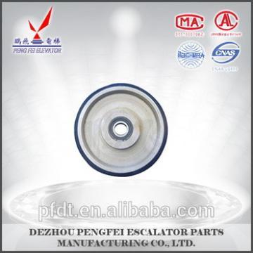 Hitachi guide shoe round for Hitachi escalator parts