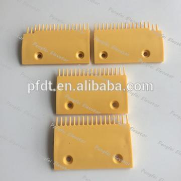 Sigma LG escalator plastic comb plate with good quality