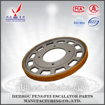Fujitic friction wheel for 440*36*250 with the high quality product