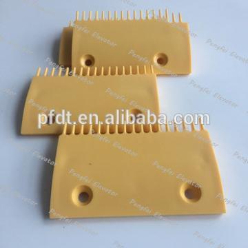 Sigma LG 146X95X90(L-R 17T) 142X95X90(M 17T) good grade escalator comb plate parts