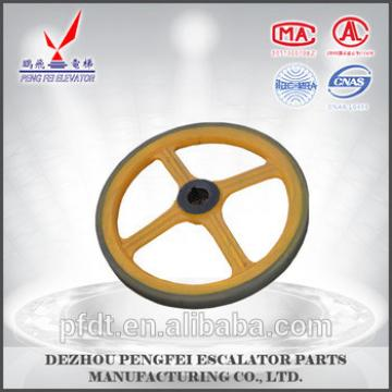Sigma LG friction wheel for elevator parts from China suppliers