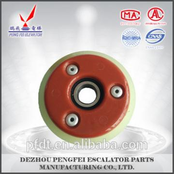 The characteristics of chain roller for Mitsubishi elevator