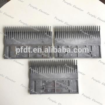 new fashion and good GAA453BM escalator aluminium alloy comb plate