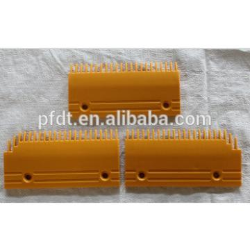 Escalator parts type 202*101*129 type for FUJI comb plate