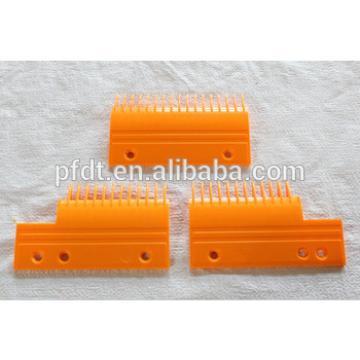 S655B6 hyundai plastic yellow comb plate right & left comb plate