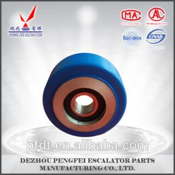 hard-wearing escalator spare parts with LG chain roller