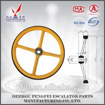 LG Fraction wheel of escalator parts/escalator service tools