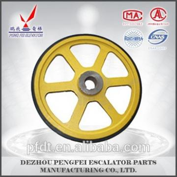 Wholesale escalator service tool-driving wheel/XIZI Friction rollers