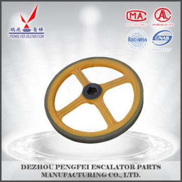 Good quality Friction wheel for Sigma LG escalator/wholesale/Driving wheel