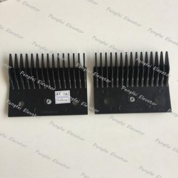 Dongyang A005010N 15teeth for sale 125*101*85 type comb plate