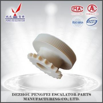 China suppliers 506 Main Round 19-teeth /plastic main round 19-teeth /escalator parts