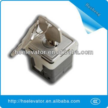 General basestation lock, elevator landing door lock